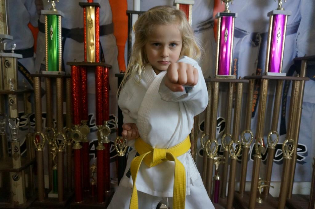 Gabby Viola punch