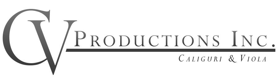 CV productions