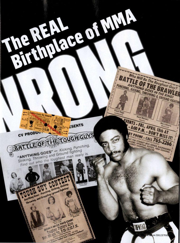 MMA History 2