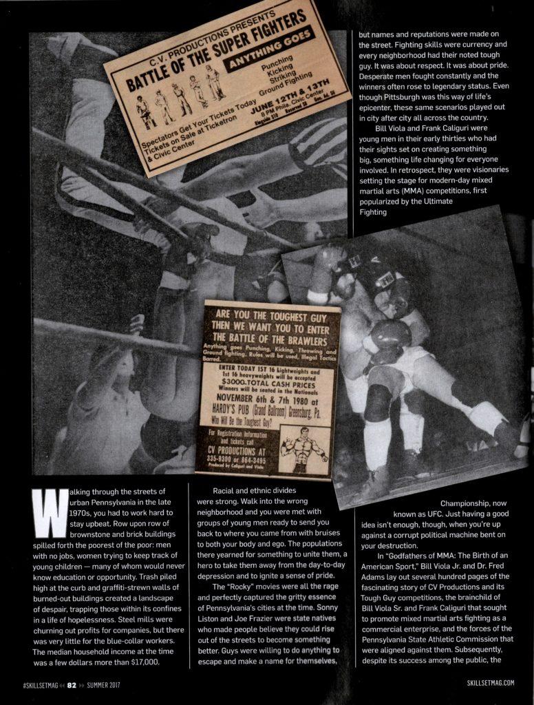 MMA History 3