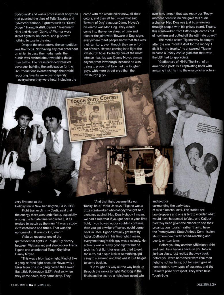 MMA History 4