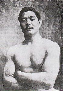 Mitsuyo Maeda